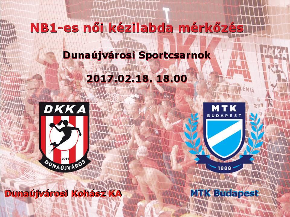 DKKA - MTK Budapest