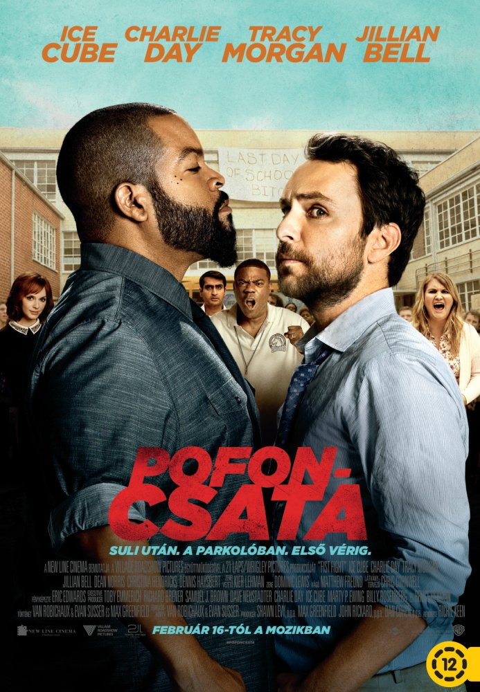 Pofoncsata (Fist Fight)