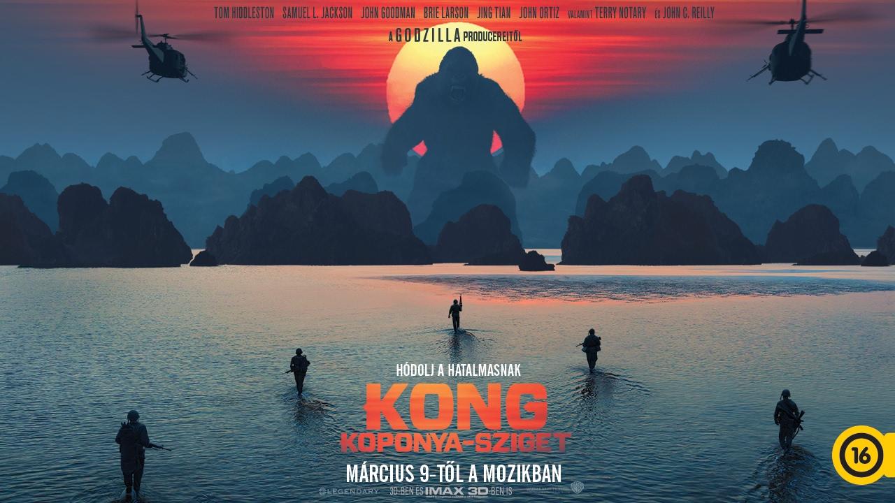Kong: Koponya-sziget (Kong: Skull Island)