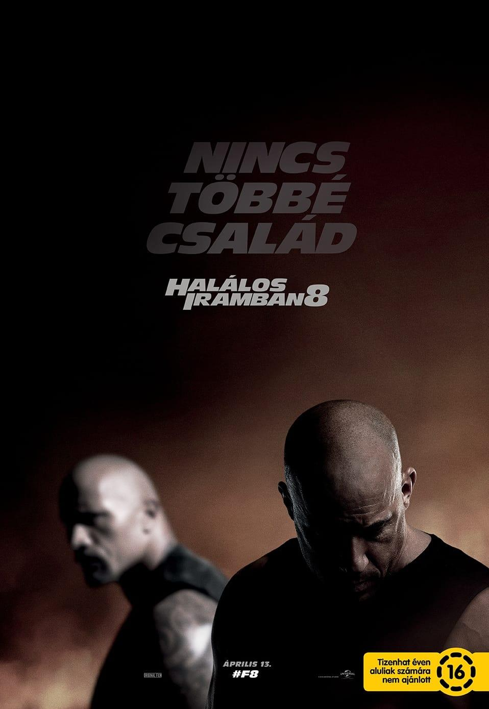Halálos iramban 8 (The Fate of the Furious)