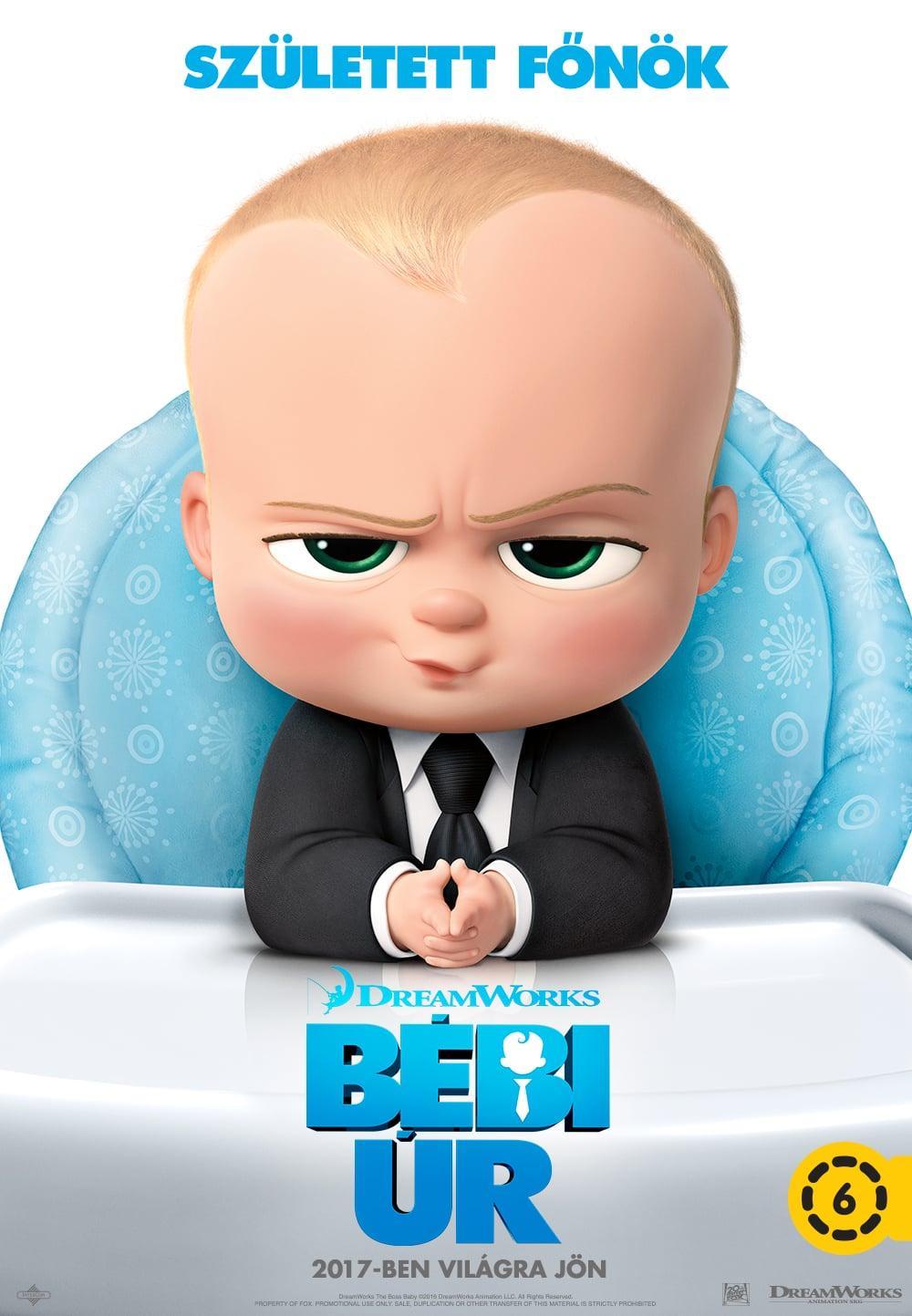 Bébi úr (Boss Baby)
