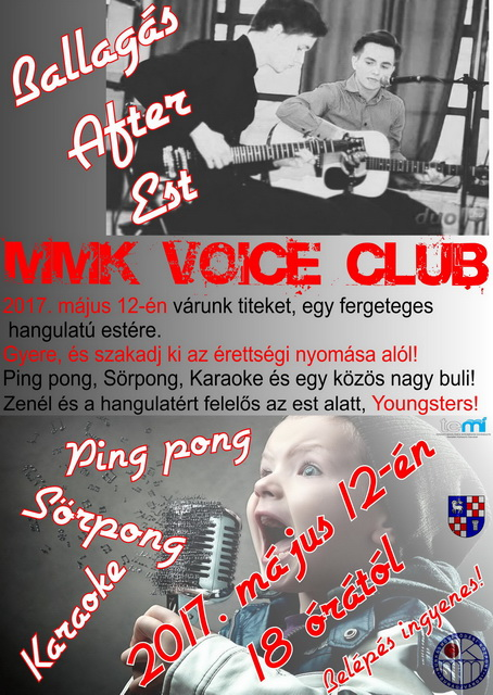 MMK Voice Club Érettségi after est