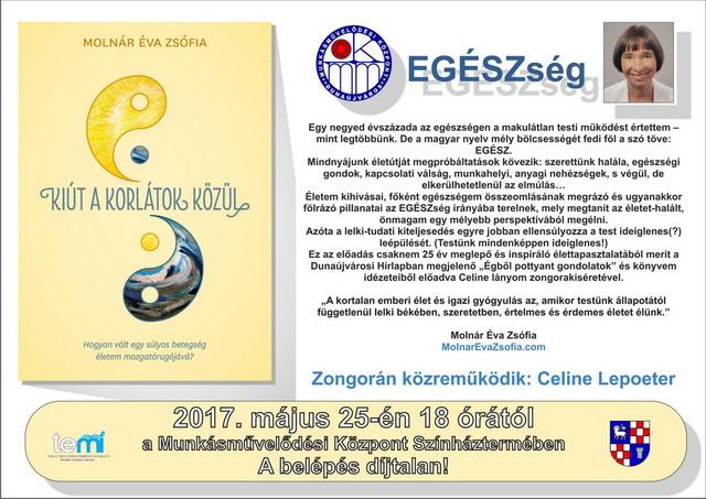 Molnár Éva Zsófia előadása