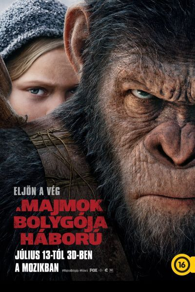 A majmok bolygója - Háború (War for the Planet of the Apes)