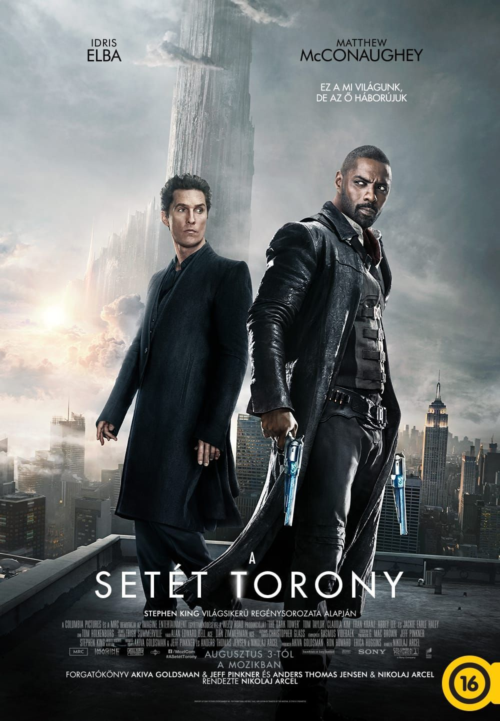 A setét torony (The Dark Tower)
