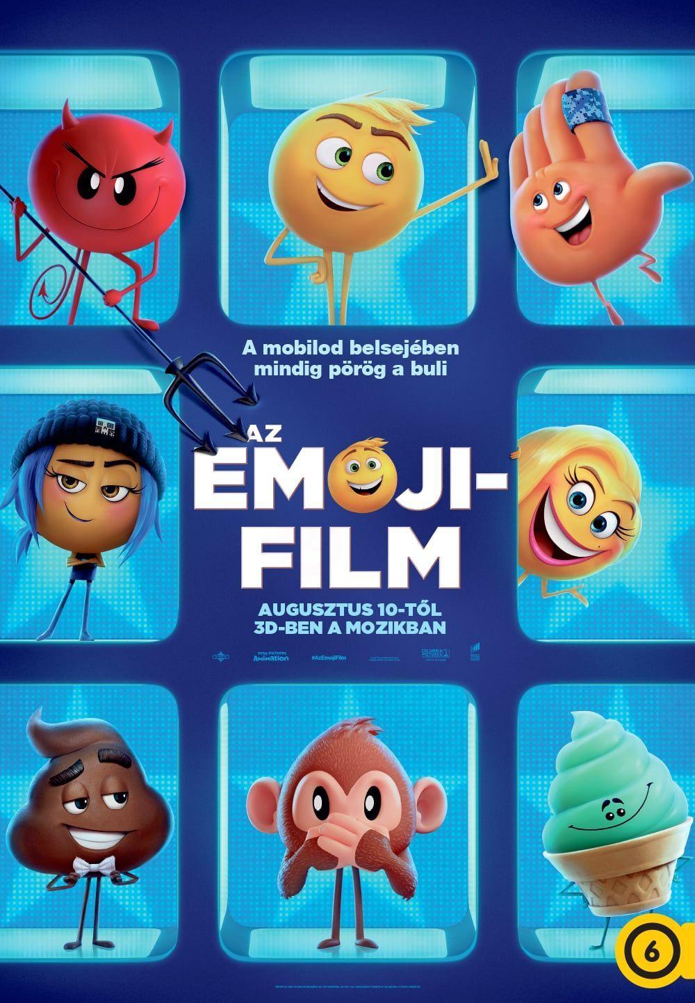 Az Emoji-film (The Emoji Movie)
