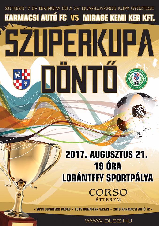 Szuperkupa döntő Dunaújváros