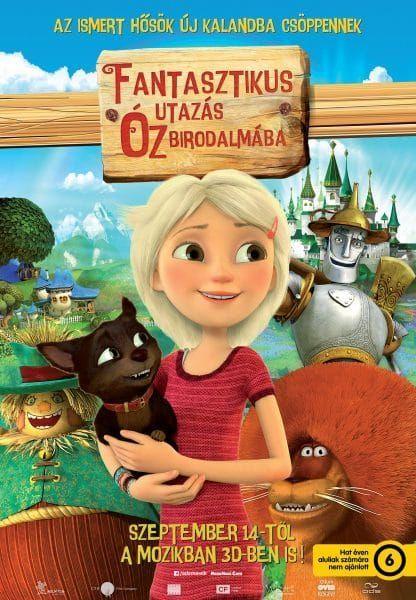 Fantasztikus utazás Óz birodalmába /Fantastic Journey to Oz/