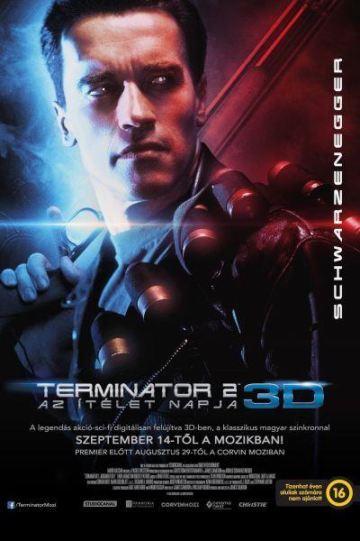 Terminátor 2. - Az ítélet napja 3D /Terminator 2: Judgement Day/