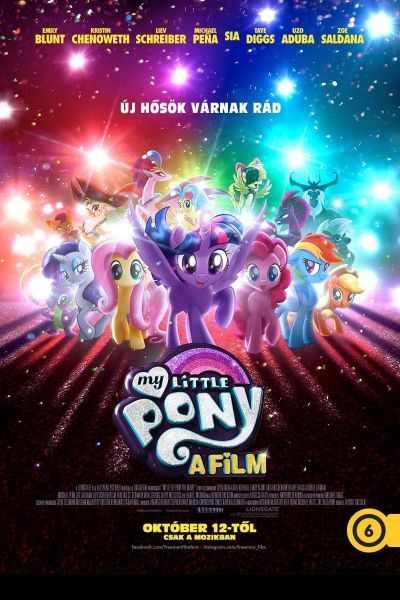 My Little Pony - A film /My Little Pony: The Movie/