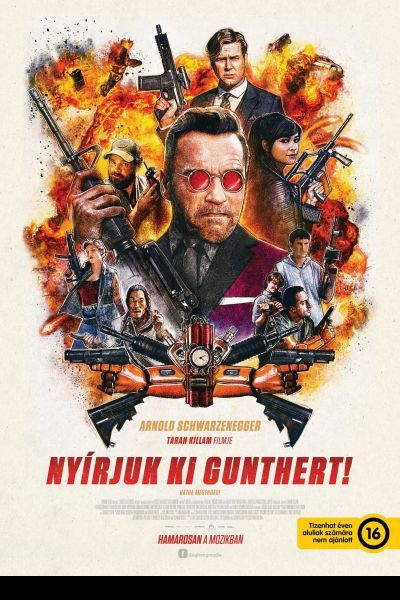 Nyírjuk ki Gunthert /Why Were Killing Gunther/