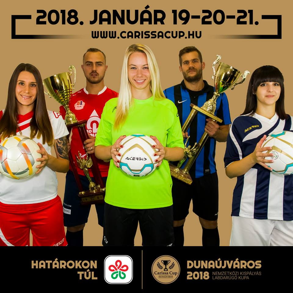 XVI. Carissa Cup Nemzetközi Pénzdíjas Jótékonysági Foci Kupa