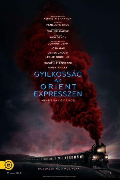 Gyilkosság az Orient expresszen /Murder on the Orient Express/