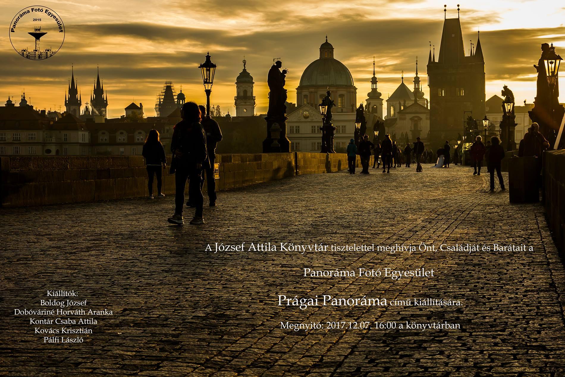 Prágai Panoráma