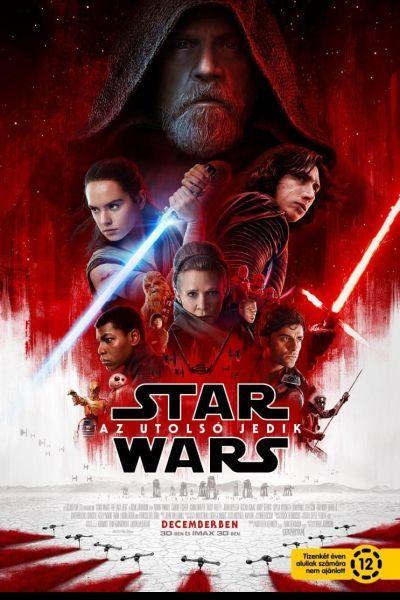 Star Wars: Az utolsó Jedik /Star Wars: The Last Jedi/