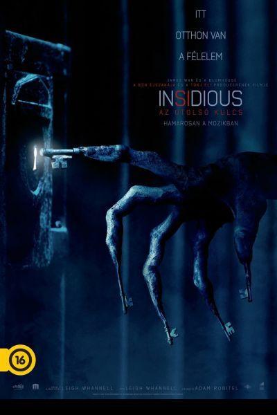 Insidious: Az utolsó kulcs /Insidious: Chapter 4/