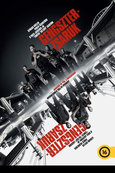 Gengszterzsaruk /Den of Thieves/