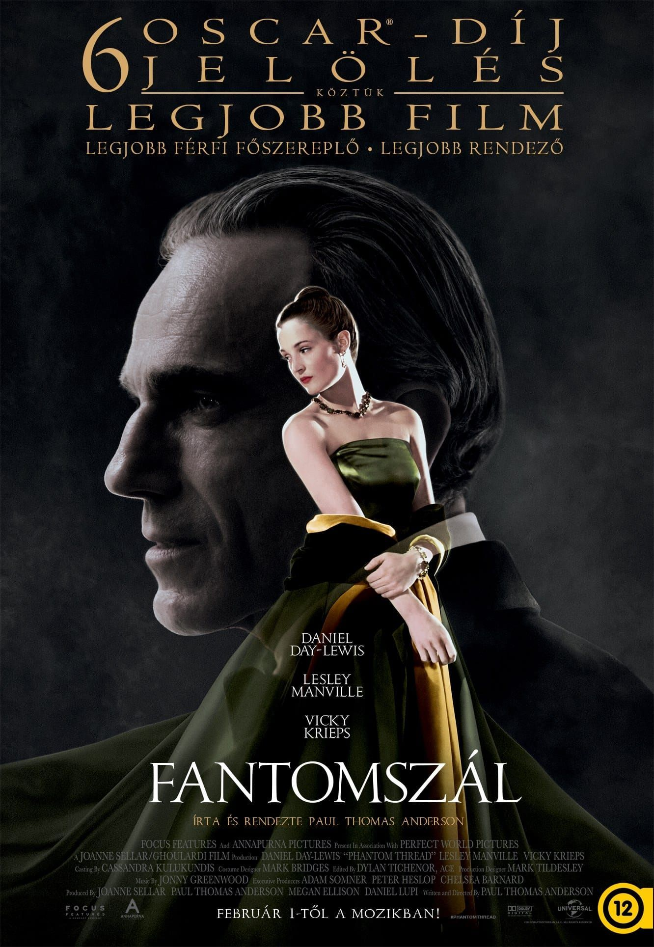 Fantomszál /Phantom Thread/