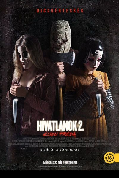 Hívatlanok 2 - Éjjeli préda /The Strangers: Prey at Night/