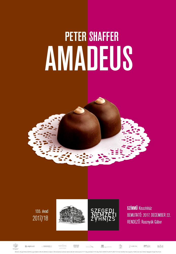 Peter Shaffer: AMADEUS