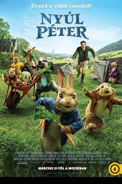 Nyúl Péter /Peter Rabbit/