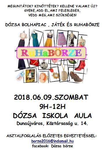 Dózsa Bolhapiac - ELMARAD!