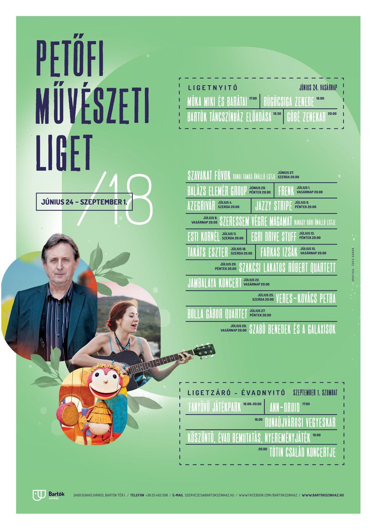 Farkas Izsák önálló koncertje