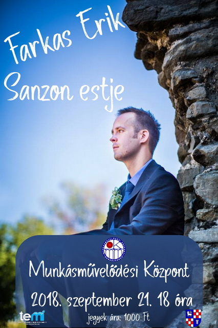 Farkas Erik Sanzon estje
