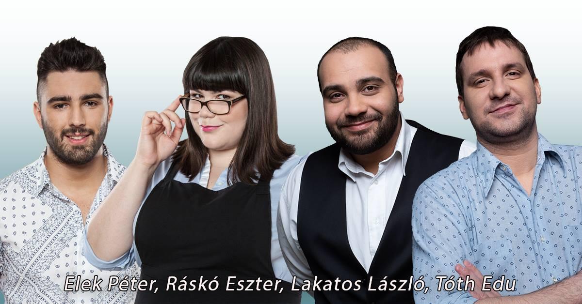 UNI Comedy A Dunaújvárosi Egyetemen