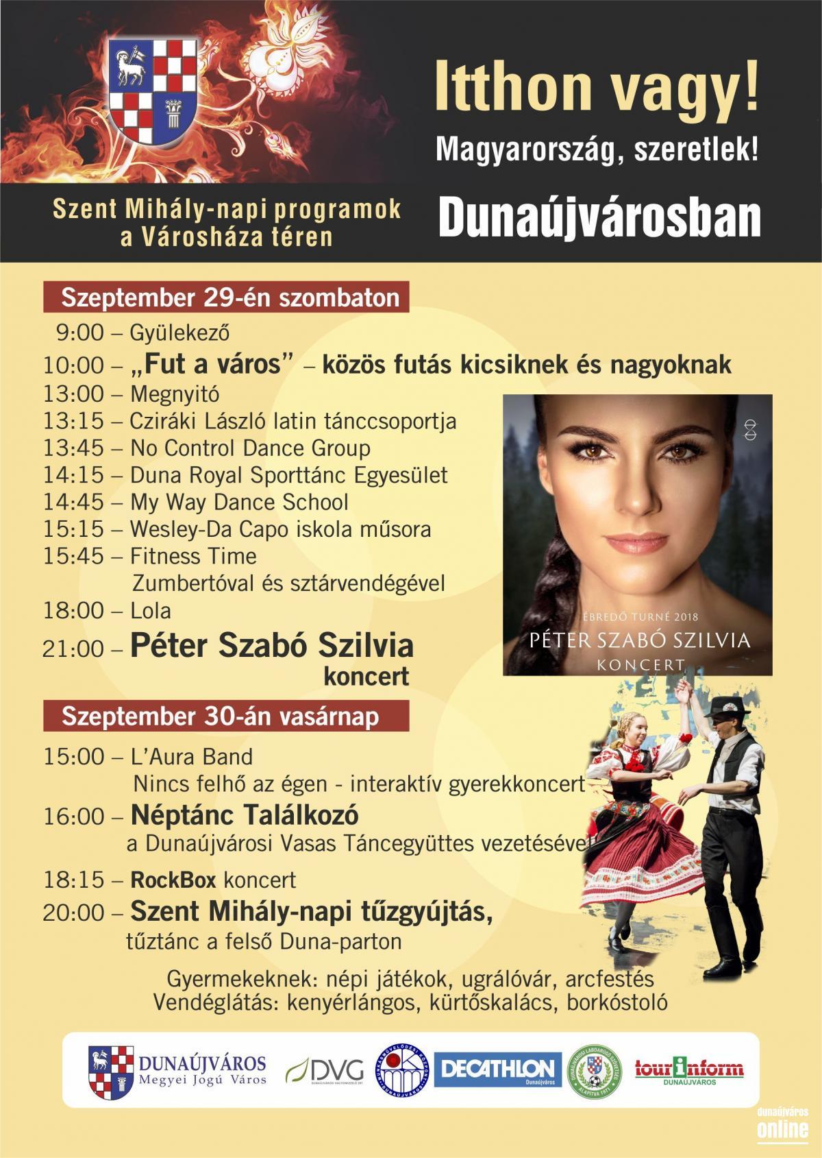 d29ca6cb33 Itthon vagy! Magyarország, szeretlek! | Dunaújváros Online