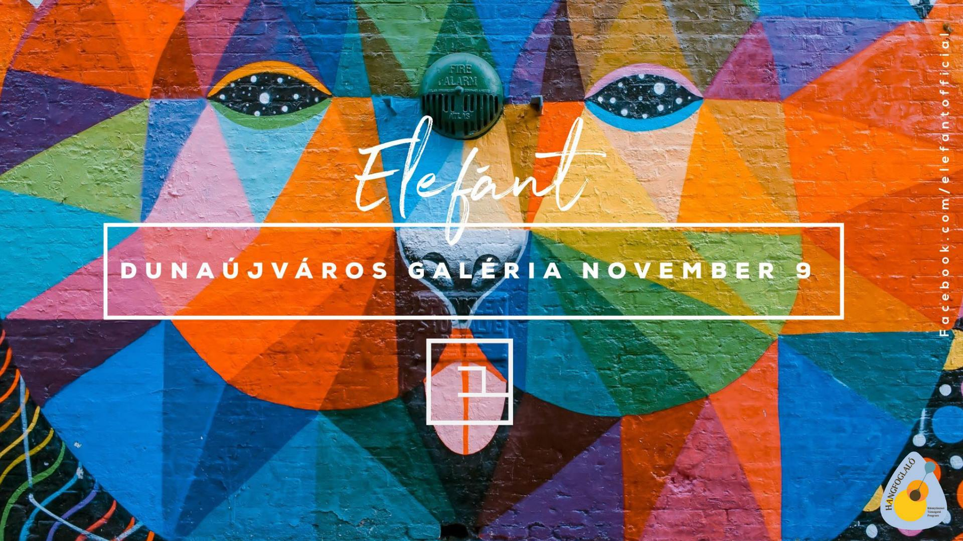 Elefánt koncert, vendég: Analog Balaton