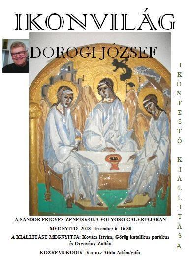 Dorogi József kiállítása