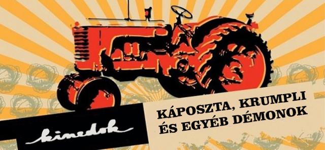 KineDok Filmklub - Káposzta, krumpli és egyéb démonok