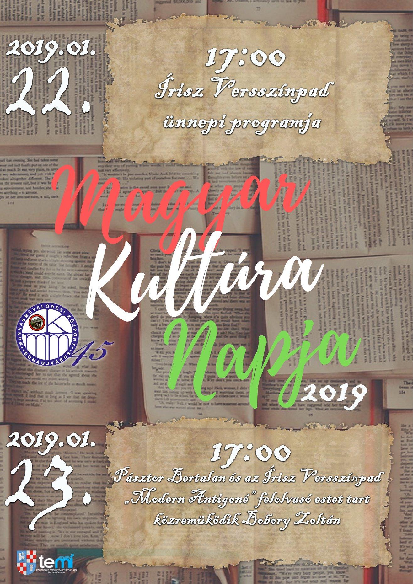 Magyar Kultúra Napja az MMK-ban