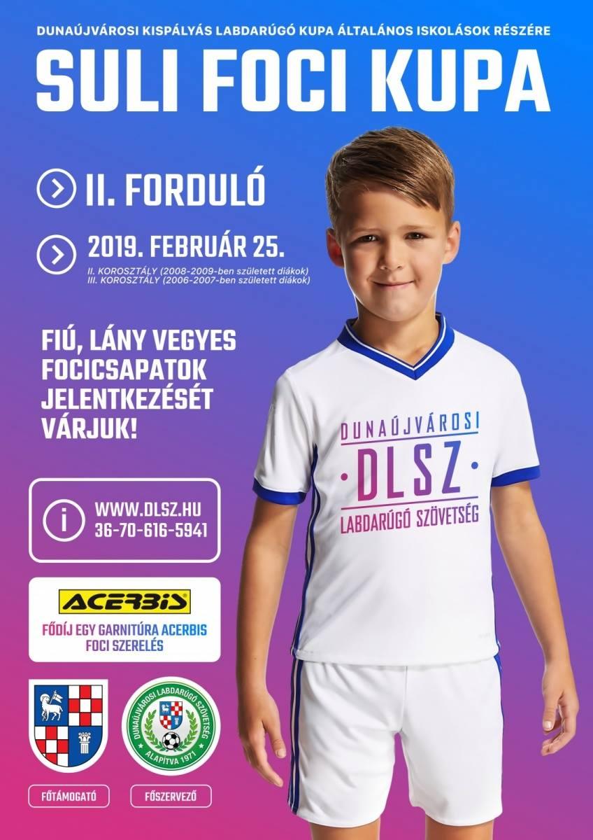 I. Suli Foci Kupa 2. forduló