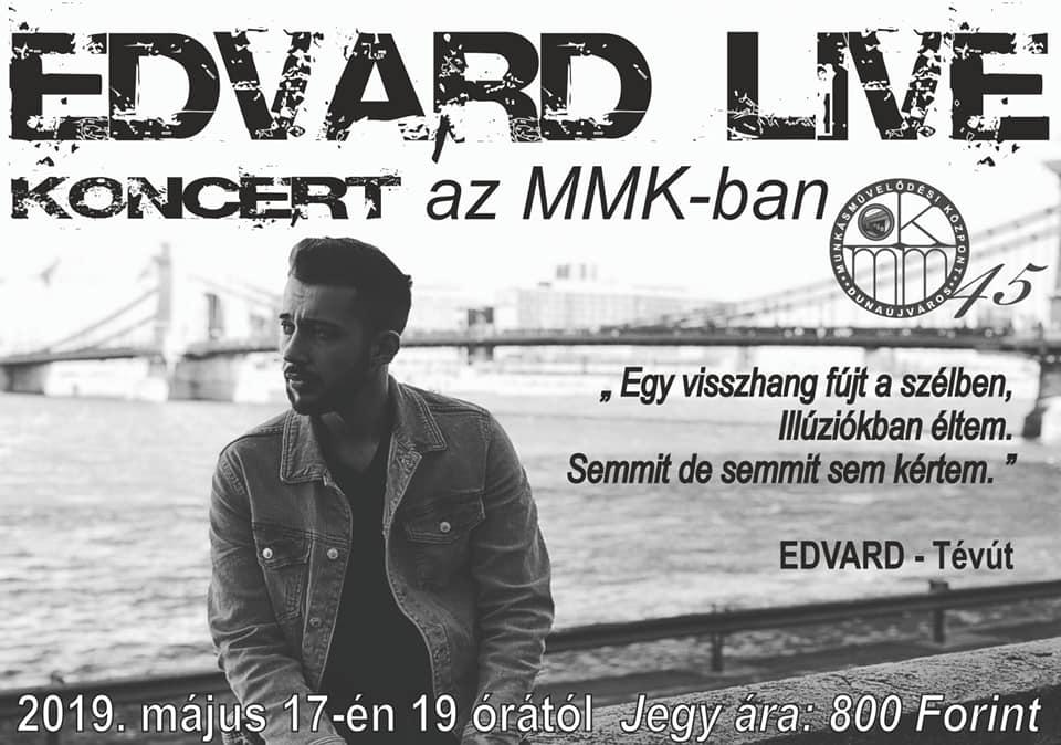 EDVARD LIVE koncert