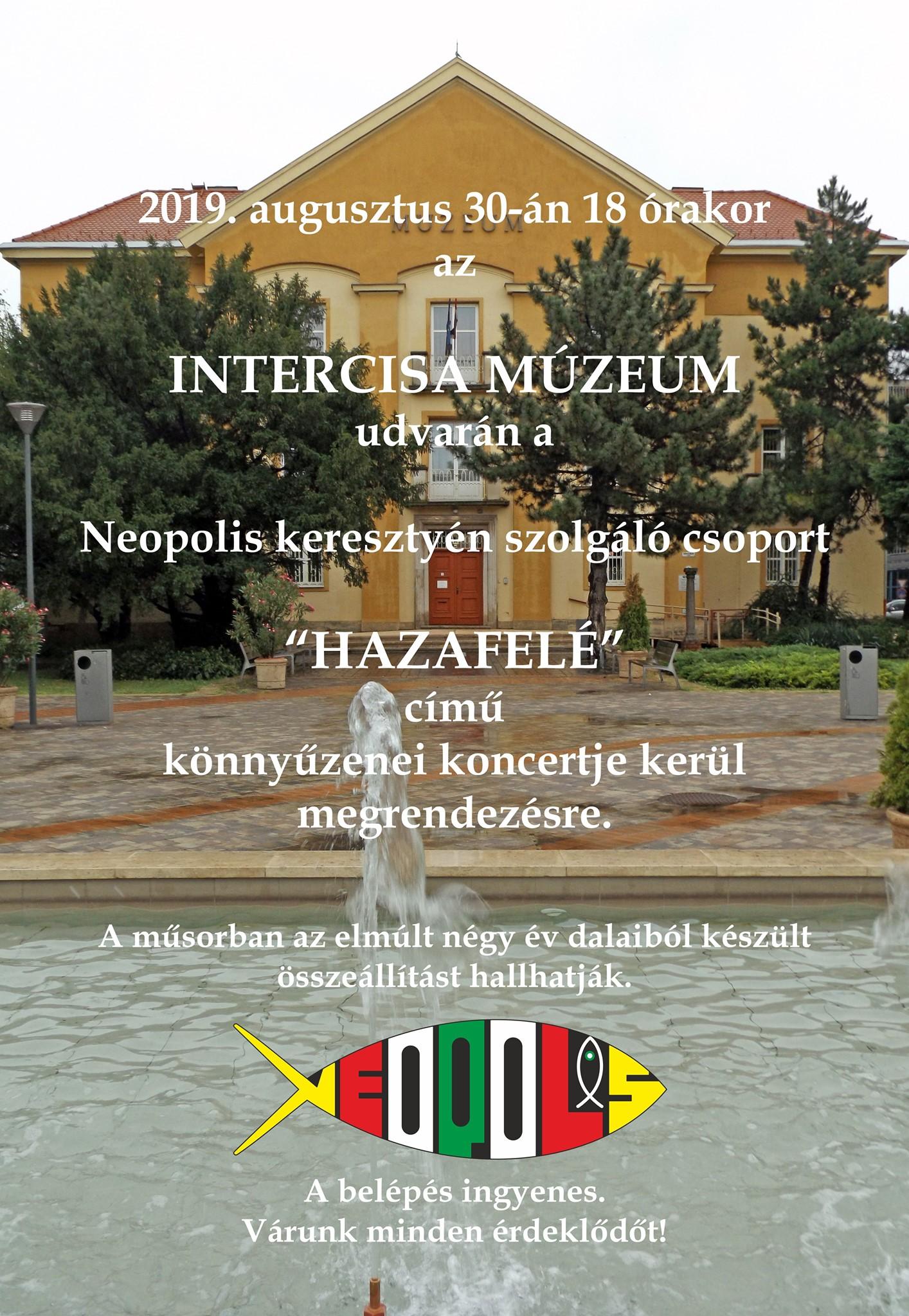 Neopolis koncert
