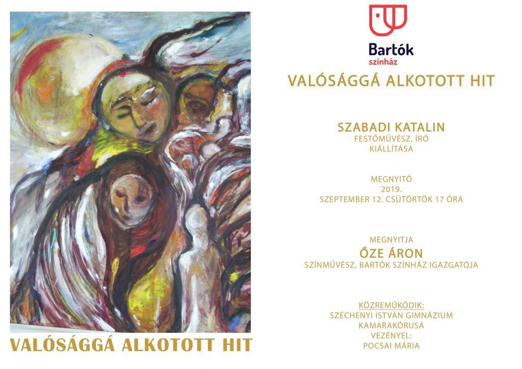Szabadi Katalin kiállítása