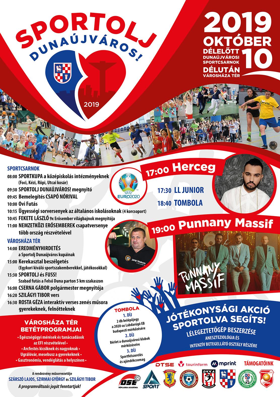 Sportolj Dunaújváros!