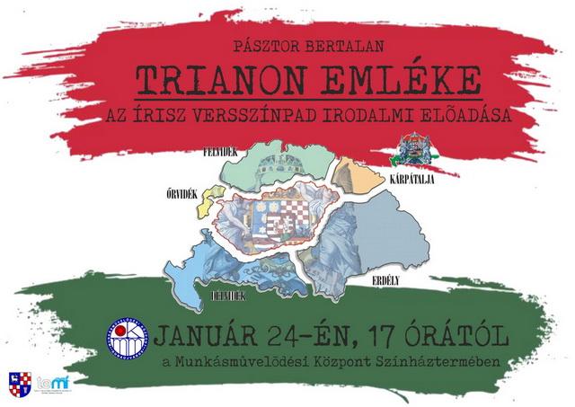 Trianon emléke