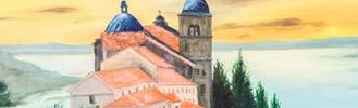 Fényben tündöklő - Brindza László kiállítása