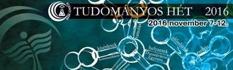 DUE Tudományos hét - UOD Science week 2016
