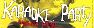 Karaoke Party - Halloween Edition
