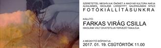Farkas Virág Csilla kiállítása