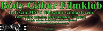 Bódy Gábor Filmklub márciusi műsora