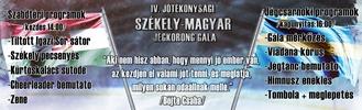 IV. Jótékonysági Magyar - Székely jégkorong gála