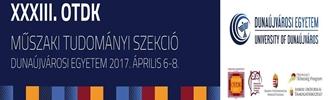 33. OTDK 2017. - Műszaki Tudományi Szekció