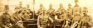 I. világháborús megemlékezés a KÁKICS népzenei együttessel
