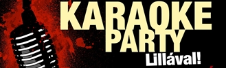 Karaoke Party Lillával