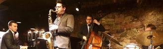Mátyás Gayer Quartet feat. Gábor Bolla